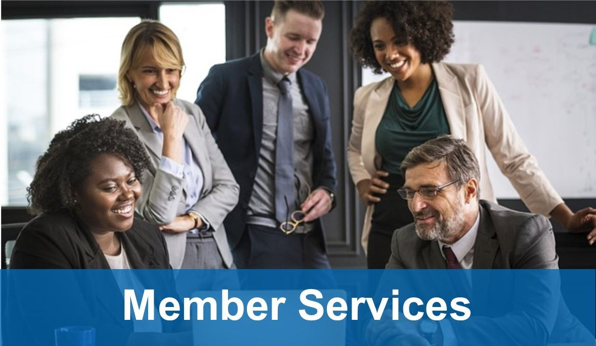 Member Services - Group of People talking